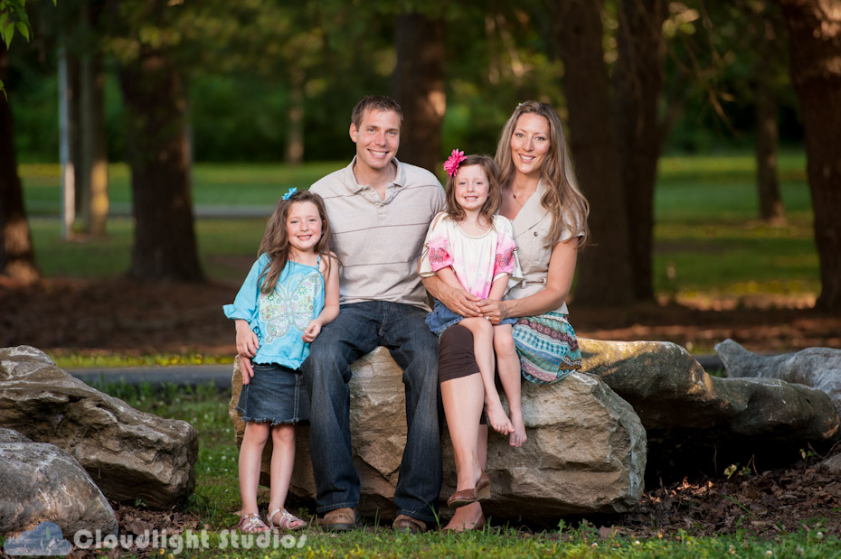 Family Photographers Nashville TN