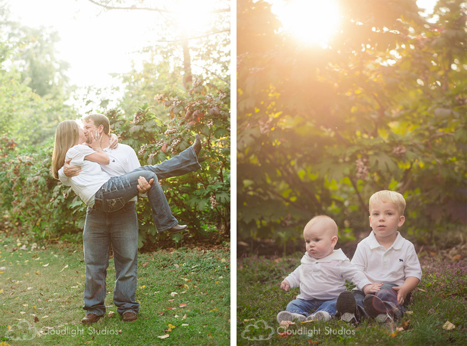Centennial Park Family Photography