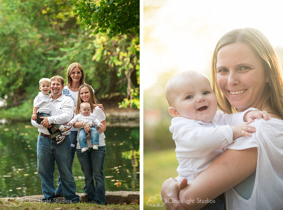 Centennial Park Family Photos