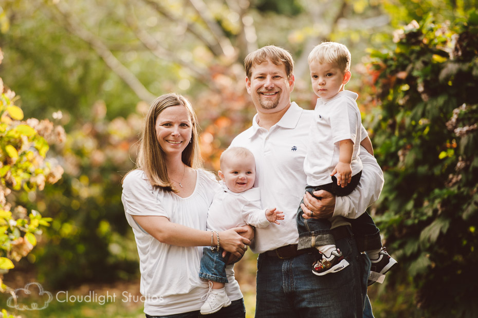 Centennial Park Nashville Family Portraits