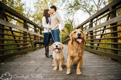 Nashville Dog Photography | Kona & Owen