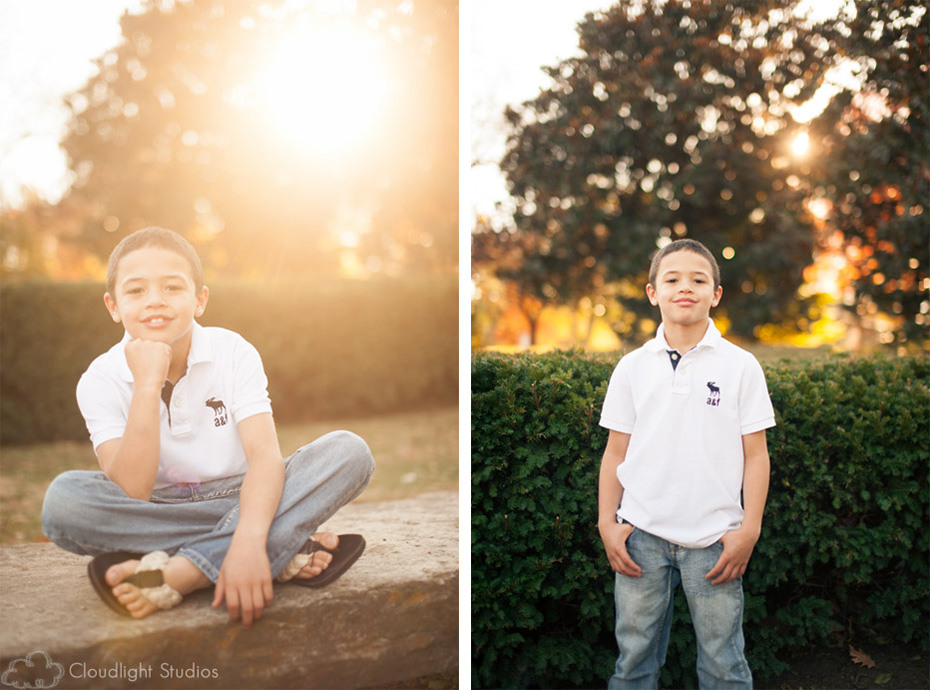 Centennial Park Nashville Kid Photo Shoot