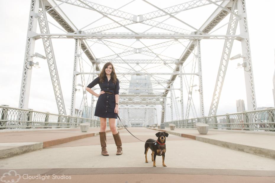 Walking Bridge Dog Photos