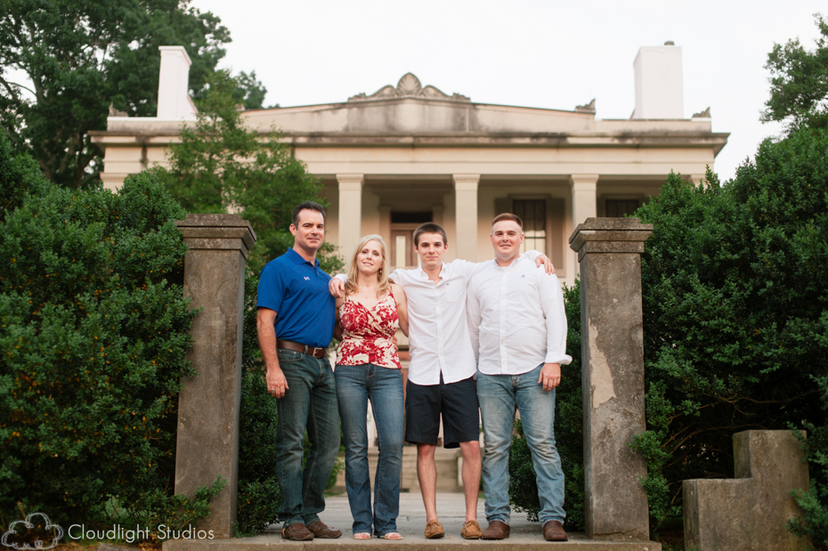 Belle Meade Family Portraits