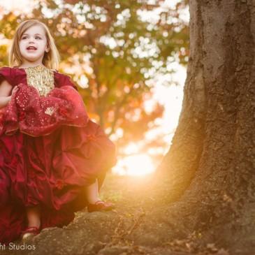 Centennial Park | Nashville Children Portraits