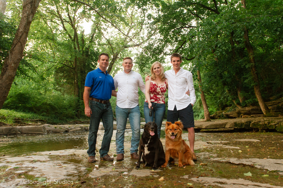 River Family Photo Shoots