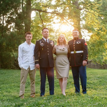 Belle Meade Plantation | Family Portraits