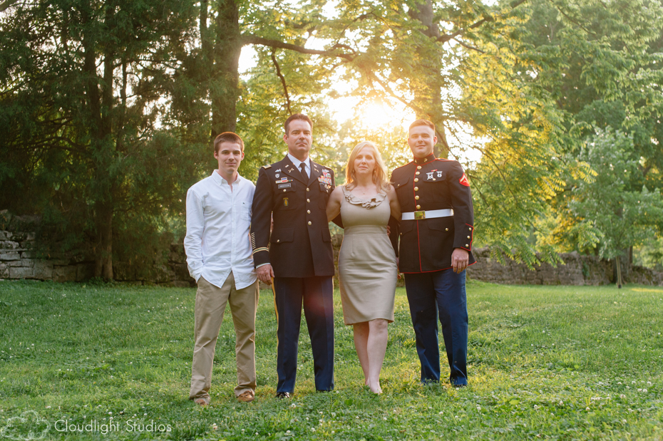 Sunset Family Portraits